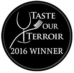 Taste Our Terroir Winner